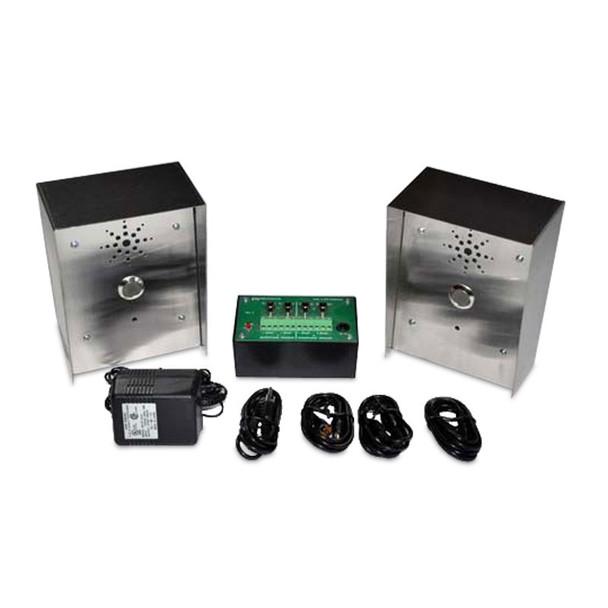 ETS STWI5-SE2 Dual Zone 2 way Audio Surveillance Kit