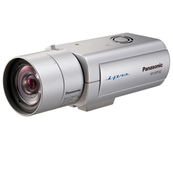 Panasonic I-Pro WV-NP502 Super Dynamic Indoor IP Security Camera