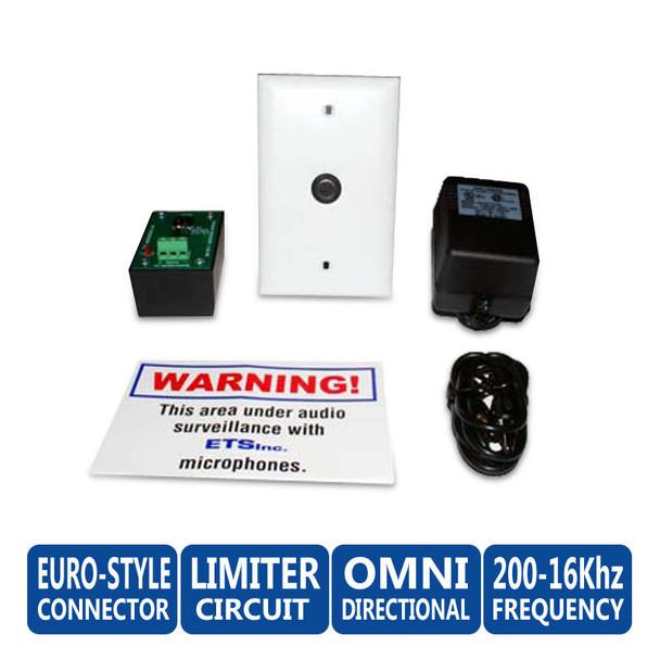ETS SM5 Single Zone Audio Surveillance Kit