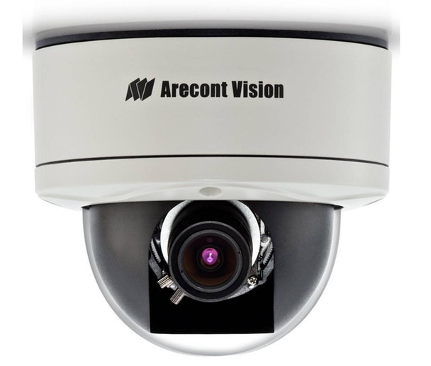 Arecont Vision AV1355DN-1HK 1.2MP Outdoor Dome IP Security Camera - Built-in Heater