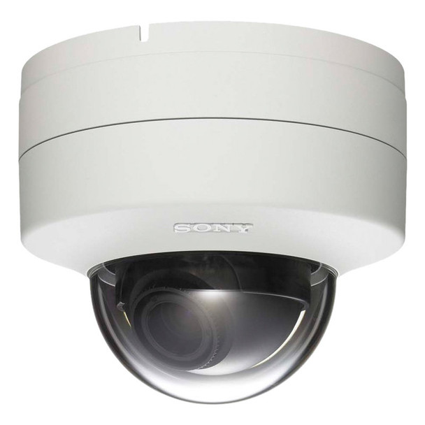 Sony SNC-DH240T 1080P HD Vandal Resistant Minidome Security Camera