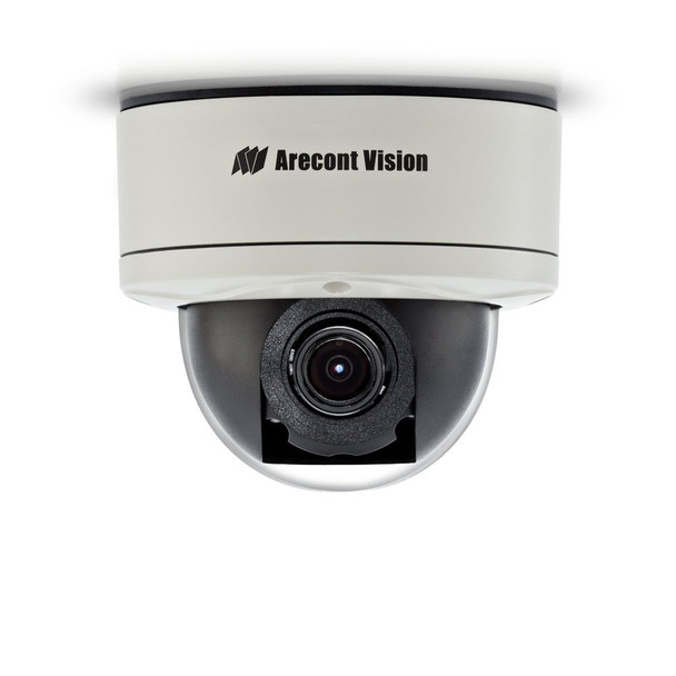 Arecont Vision AV3155DN-1HK 3MP Outdoor Dome IP Security Camera with Heater