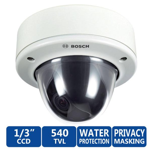 Bosch VDN-498V09-21S FlexiDome2X CCTV Surveillance Camera