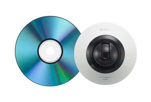Sony SNC-DH110/W