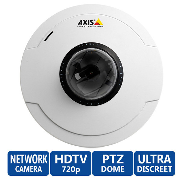 Axis M5014 Palm Sized IP Security Camera