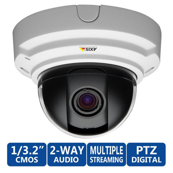 Axis P3367-V 5 Megapixel IP Security Camera