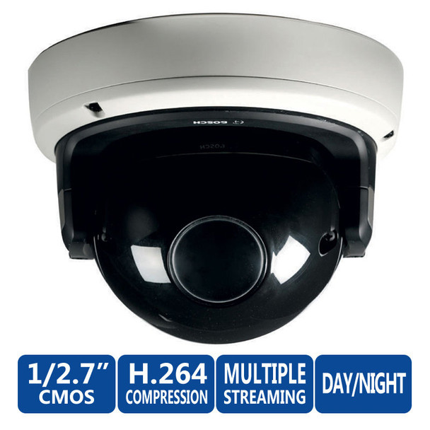 Bosch NDN-832V03-P FlexiDome 1080P HD Video Surveillance Camera