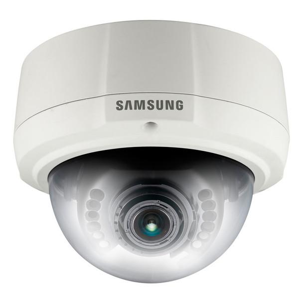 Samsung SNV-1080R Outdoor VGA IP Security Camera With IR Leds