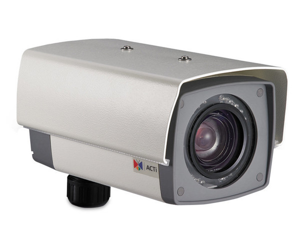 ACTi KCM-5611 Outdoor Low Light 1080P HD Box IP Security Camera