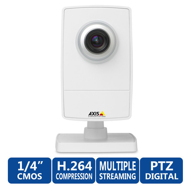 Axis M1013 H.264 Cube IP Security Camera