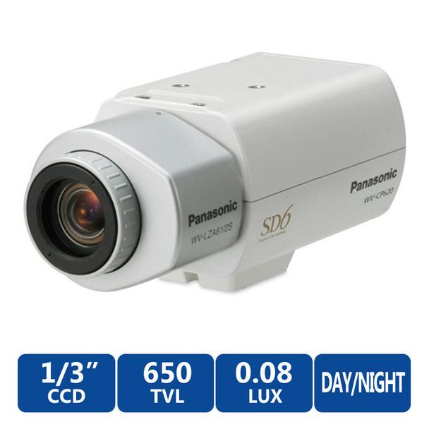 Panasonic WV-CP620 Super Dynamic 6 CCTV Security Camera