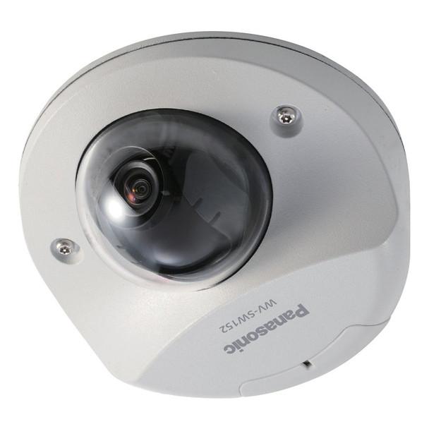 Panasonic WV-SW152 i-Pro 1.3MP Outdoor Dome IP Security Camera