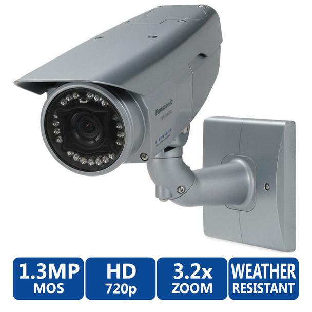 Panasonic WV-SW316LA Outdoor Bullet 1.3MP HD Security Camera
