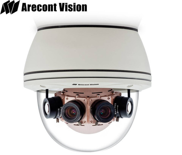 Arecont Vision AV20185DN-HB 20MP Panoramic Indoor/Outdoor Dome IP Security Camera