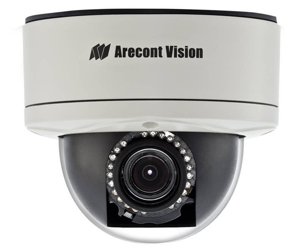 Arecont Vision AV2255AMIR-H 2MP IR Outdoor Dome IP Security Camera