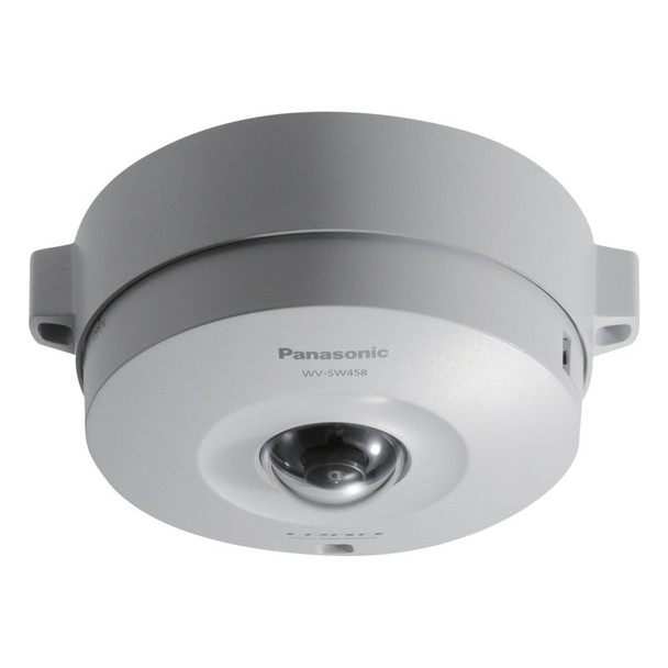 Panasonic WV-SW458 Vandal Proof 360 ° Network Camera