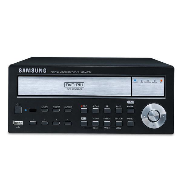 Samsung SRD-470D-1TB 4-camera DVR