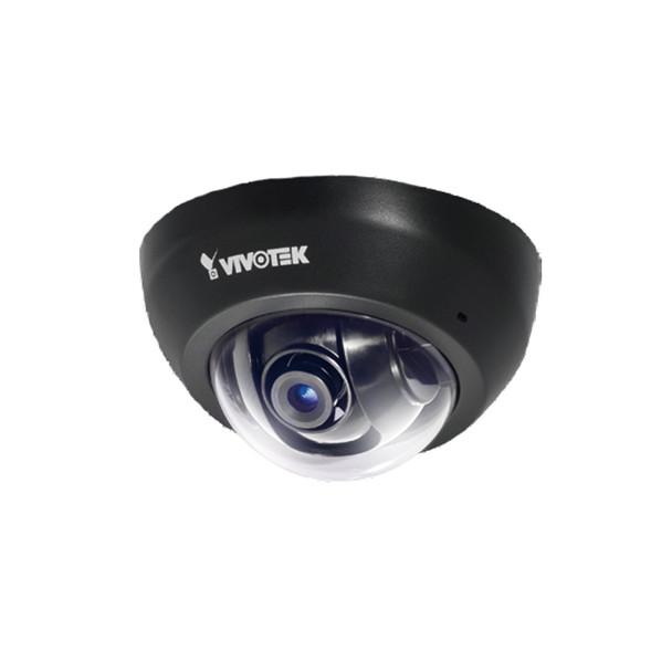Vivotek FD8136-F3-B 1MP Indoor Ultra Mini Dome IP Security Camera (Black)