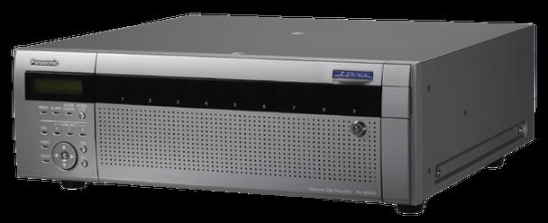 Panasonic WJ-ND400/20000T2 20TB Hot Swap Network Video Recorder