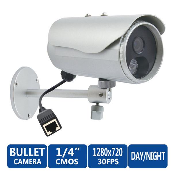 ACTi D31 1 Megapixel IR Day/Night Network Security Camera