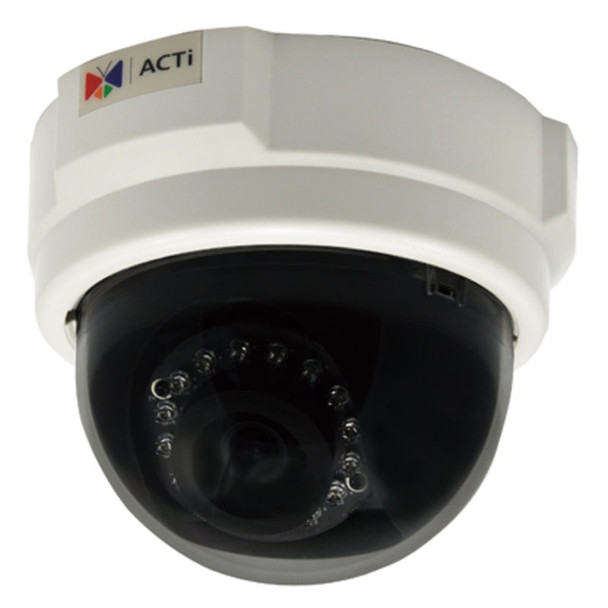 ACTi D54 1 Megapixel Dome Network Security Camera