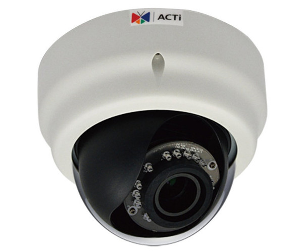 ACTi D64A 1MP Day/Night Indoor Dome IP Security Camera