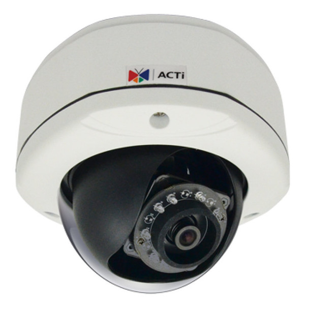 ACTi E71 720P HD IR Day/Night WDR Network Security Camera