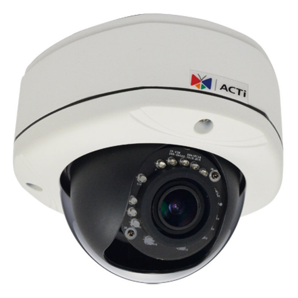 ACTi E83 5 Megapixel IR Day/Night WDR Network Security Camera