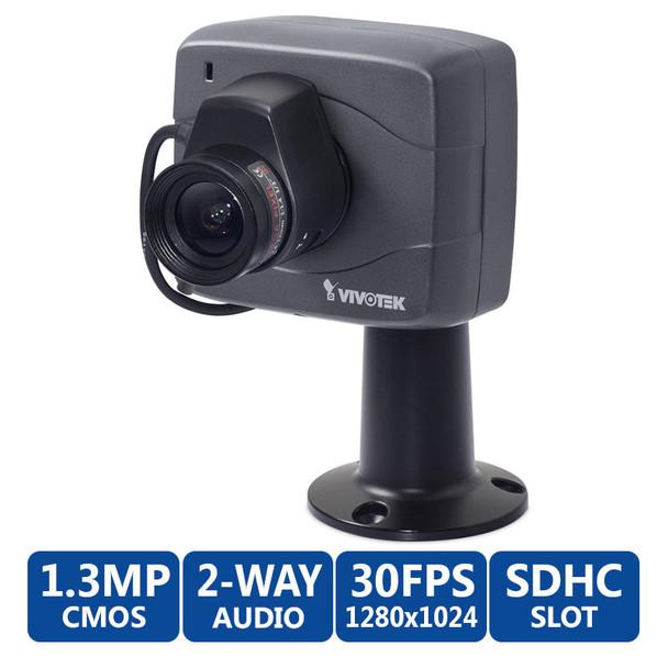 Vivotek IP8152 Compact 1.3MP Day/Night IP Security Camera