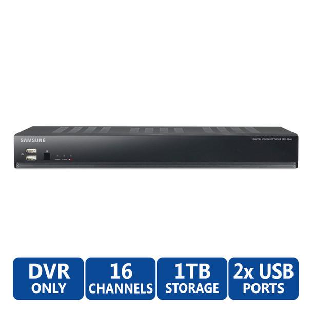 Samsung SRD-1640 16-camera Digital Video Recorder