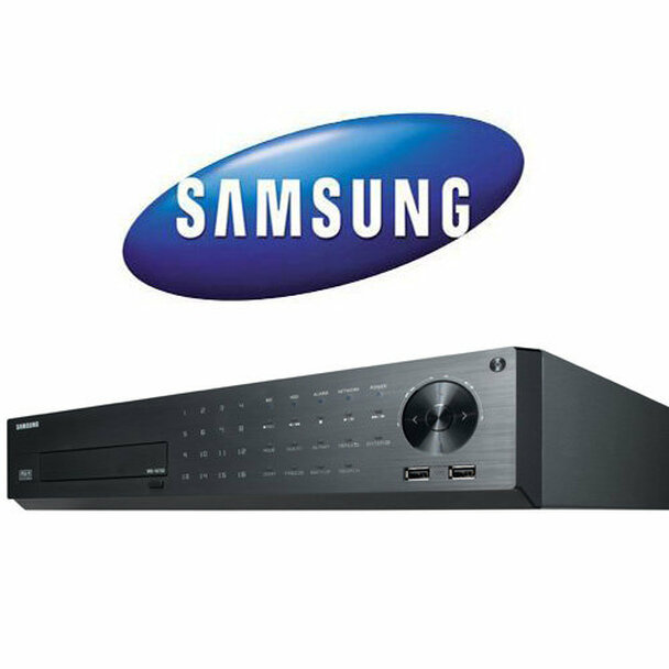 Samsung 16ch DVR Digital Video Recorder 480fps 3TB Storage