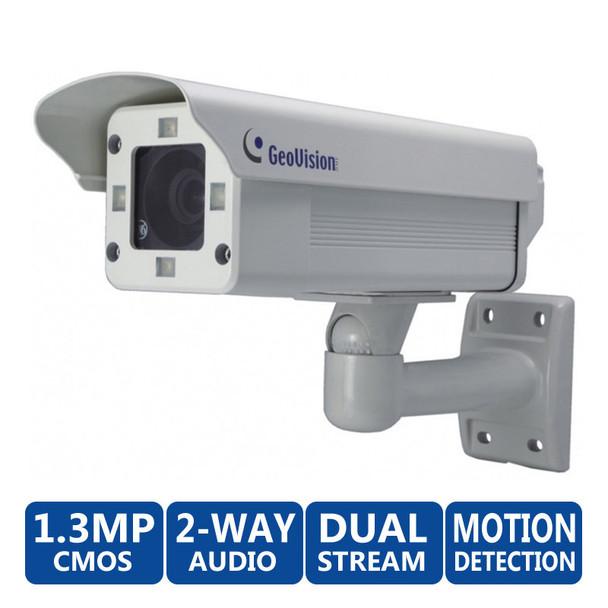 Geovision GV-BX120D-E Arctic 1.3 Megapixel IP Security Camera