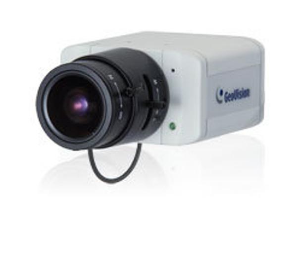 GeoVision GV-BX140DW 1MP Indoor Box IP Security Camera
