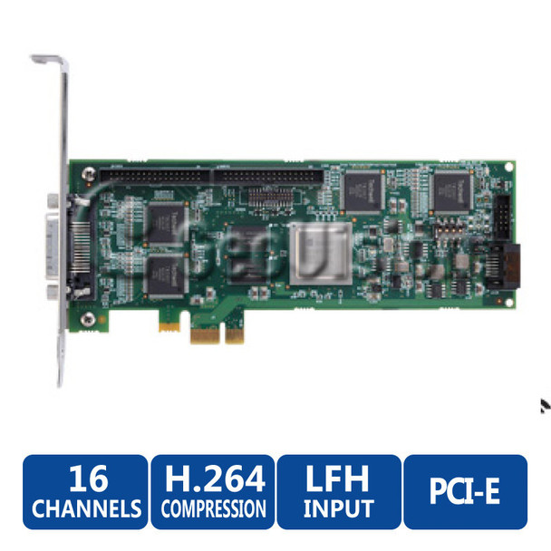 GeoVision GV-5016-16 16ch DVR Video Capture Card