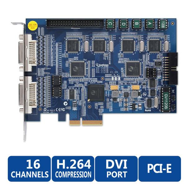 Geovision GV-1120-16 16ch DVR Capture Card