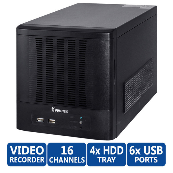 Vivotek ND8401 16CH Full HD RAID NVR