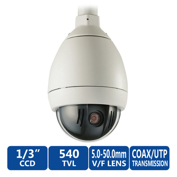 Bosch VG5-164-CT0 100 Series Fixed Security Camera