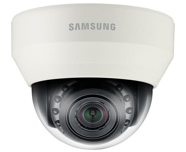 Samsung Hanwha SND-6084R 2MP IR Dome IP Security Camera, WiseNet III