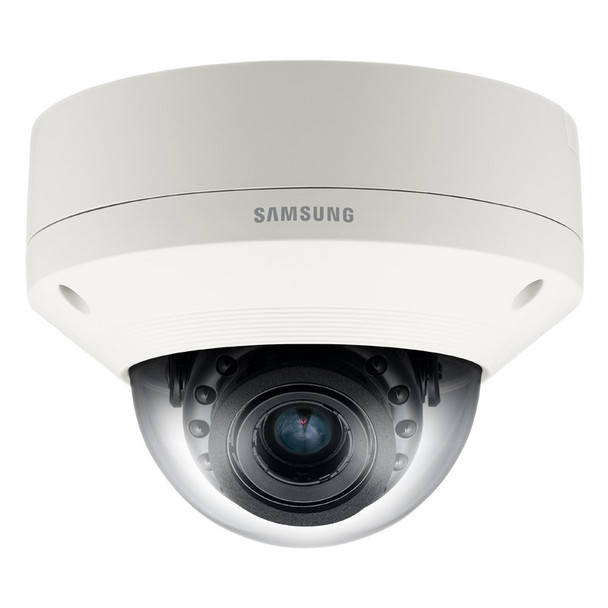 Samsung SNV-6084R 2MP Outdoor HD Vandal-Resistant Network IR Dome Camera