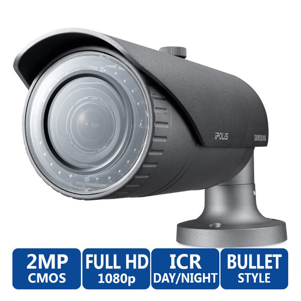 Samsung SNO-6084R 1080P Full HD Network Security Camera