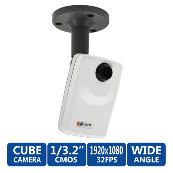 ACTi D12 3 Megapixel HD Network Camera