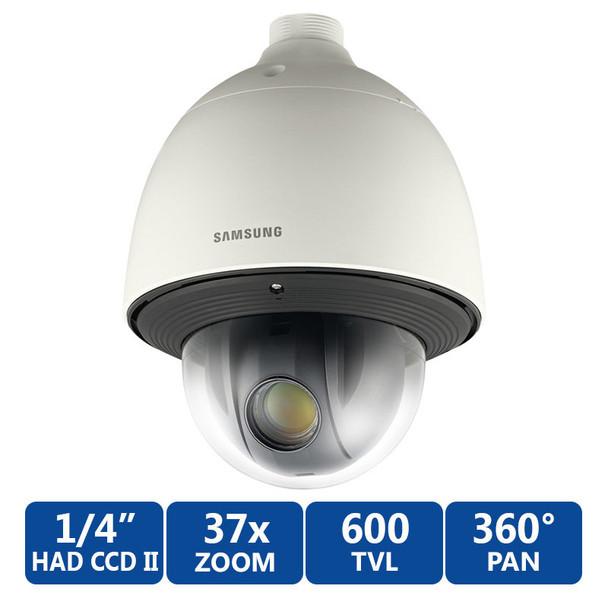 Samsung SCP-2371H Outdoor 37x 600tvl PTZ Security Camera