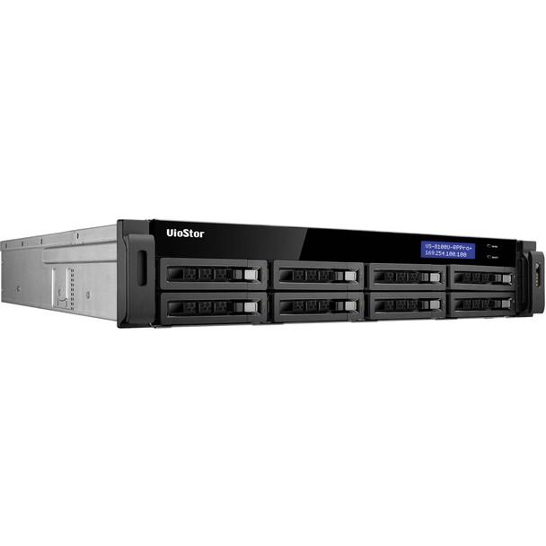 QNAP VS-8132U-RP-32TB Pro 32-channel Network Video Recorder w/ 32TB of Storage (8 x 4TB drives)