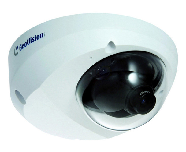 Geovision GV-MFD1501-5F 1.3MP Indoor Dome IP Security Camera - 3.8mm Fixed Lens