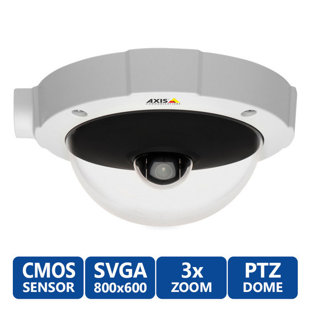 Axis M5013-V Vandal proof Dome PTZ Security Camera