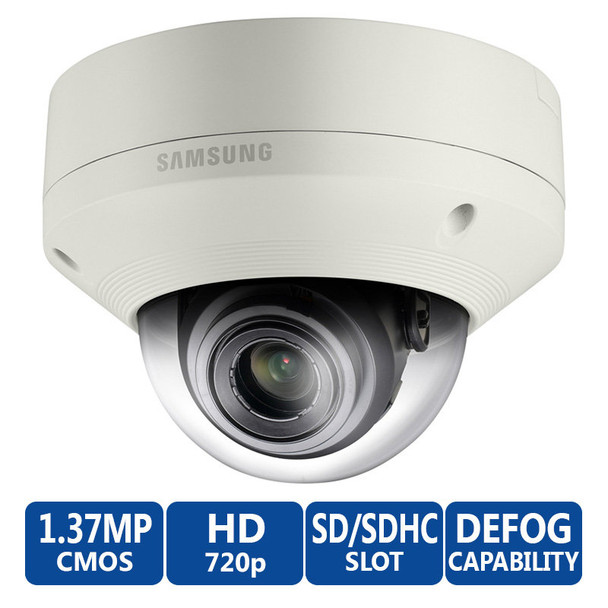 Samsung SND-5084 1.3MP Indoor HD Network Dome Camera