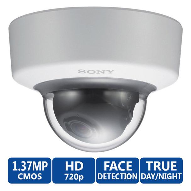 Sony SNC-VM600 IPELA 720P HD Network Dome Camera - 60fps
