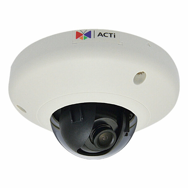 ACTi E97 10MP Indoor Mini Dome IP Camera - WDR