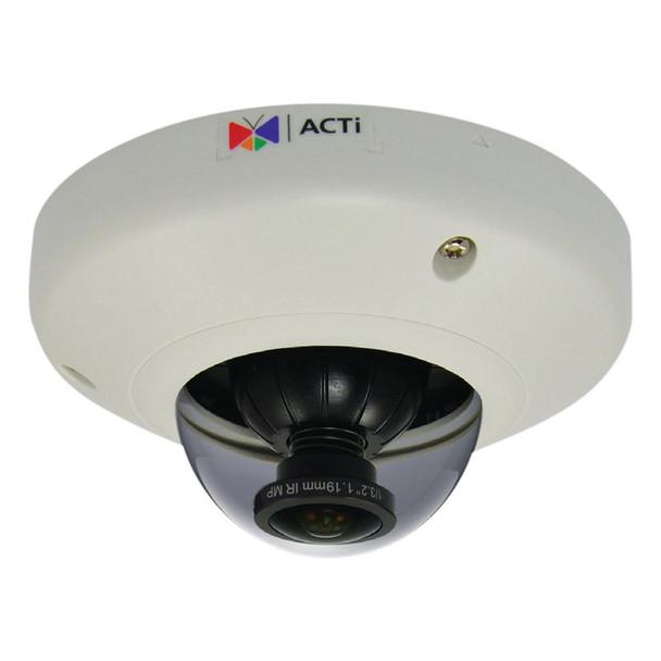 ACTi E96 5MP Indoor 360° Fisheye Camera - WDR