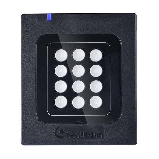 Geovision GV-RK1352 Card Reader with Keypad - 520-RK1352-000